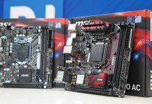 MSI Z170I / B150I Gaming Pro AC
