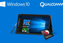 Snapdragon 820 Windows 10