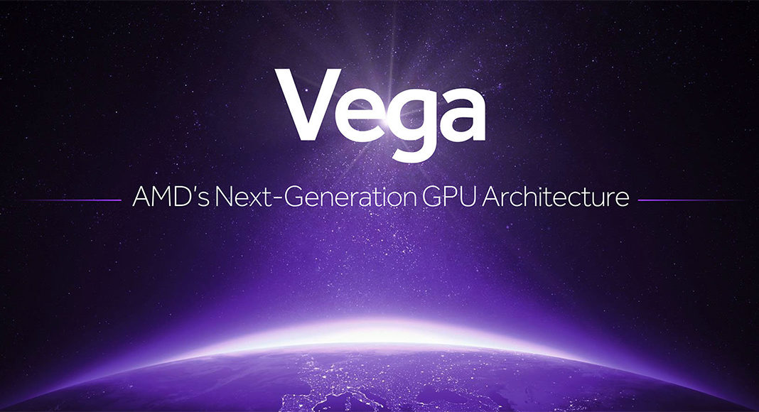 AMD Vega lanseras