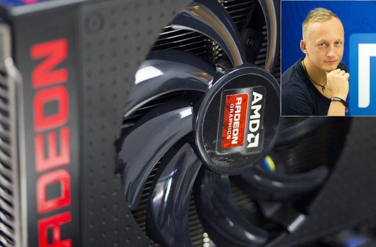 AMD Radeon RX 480 pris