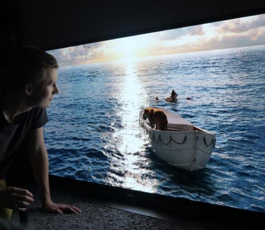 Life of Pi - UltraHD Blu-ray på LG 4K OLED