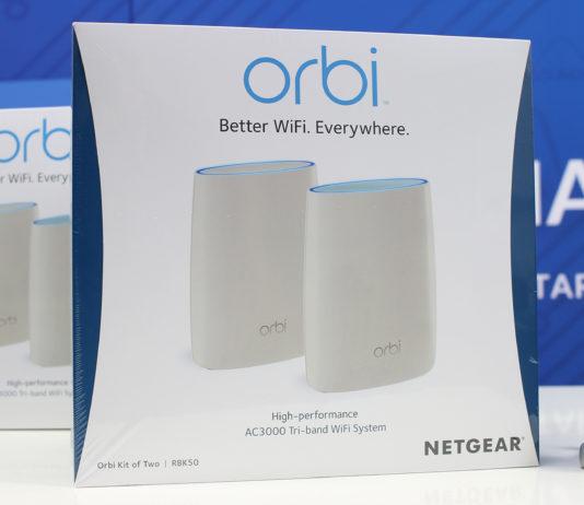 Test av Netgear Orbi