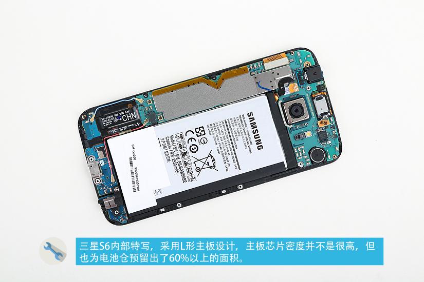batteribyte samsung s6
