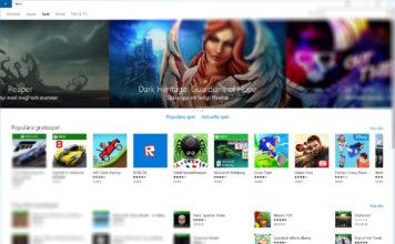 Windows Store Steam Sämre och sämre