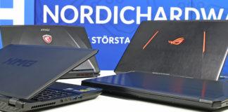 bärbara gamingdatorer