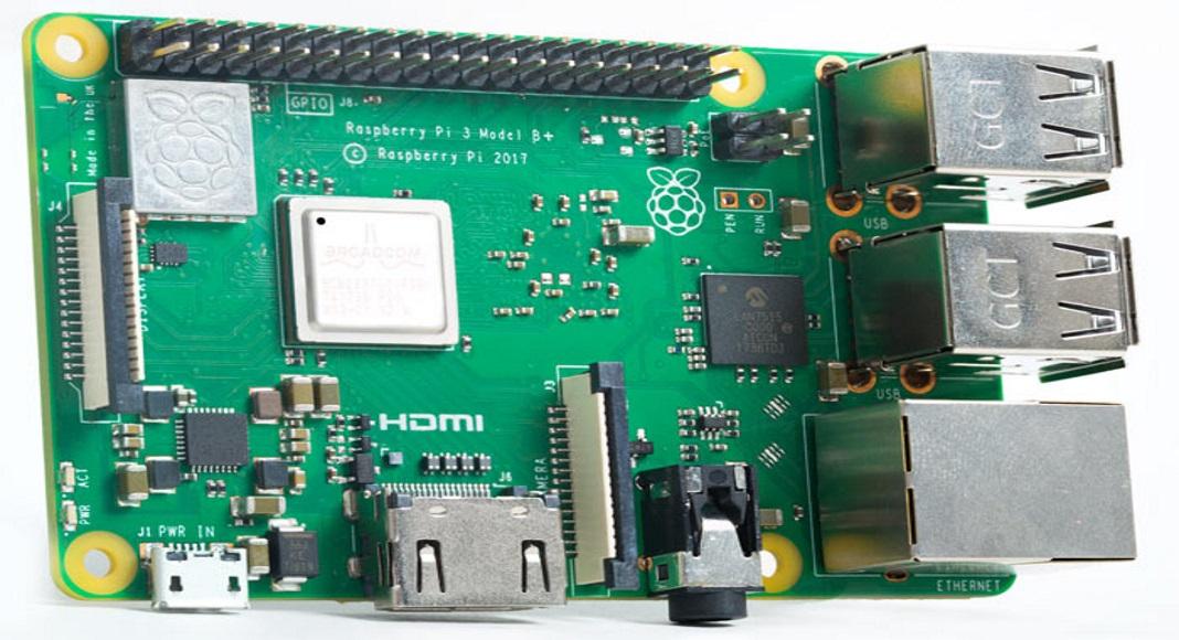 Raspberry Pi Model 3 B+
