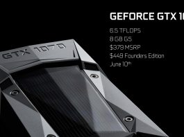 Geforce GTX 1070 Titan X