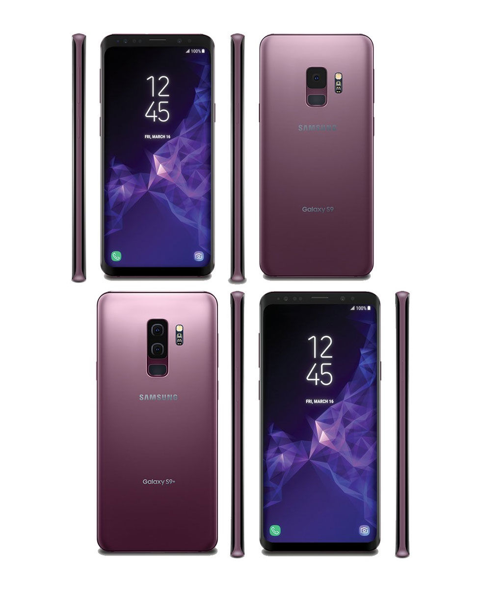 Galaxy S9 Lilac Purple