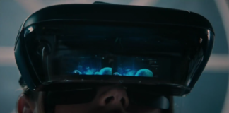Disney AR-headset
