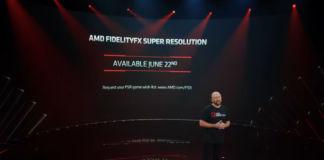 FidelityFX Super Resolution AMD FSR