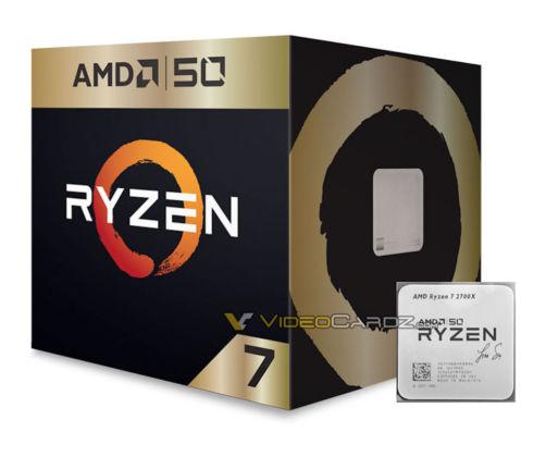 Ryzen 7 2700X Anniversary Edition