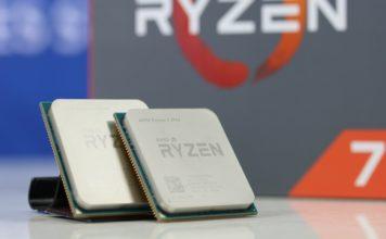 Dali Ryzen 7 2800X Ryzen 5 3500U jubileumsversion Ryzen 3000