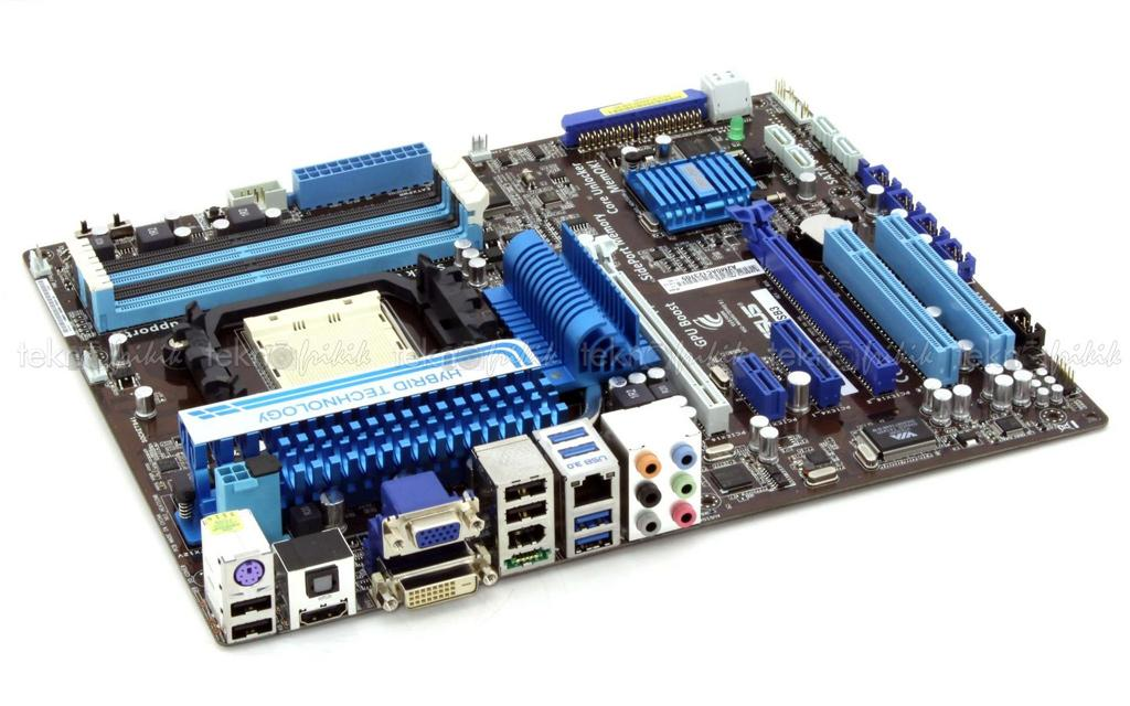 Asus M4A89GTD PRO AMD Chipset Driver for PC