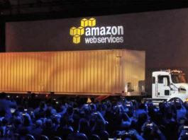 Amazon Snowmobile