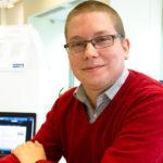Anton Nilsson, marknadschef på Webhallen