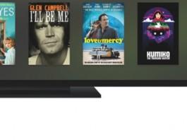Apple TV nya 717