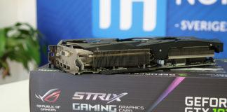 Asus ROG Strix GTRX 1070 Ti Gaming Advanced