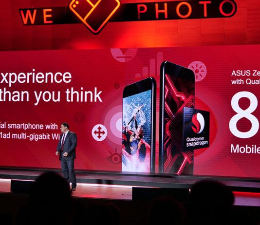 Asus Zenfone 4 Pro 802.11ad