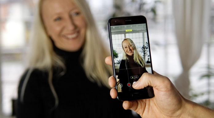 Asus Zenfone 4 ta bättre foto smartphone