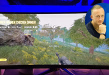 Asus PG348Q PUBG ultrawide gaming