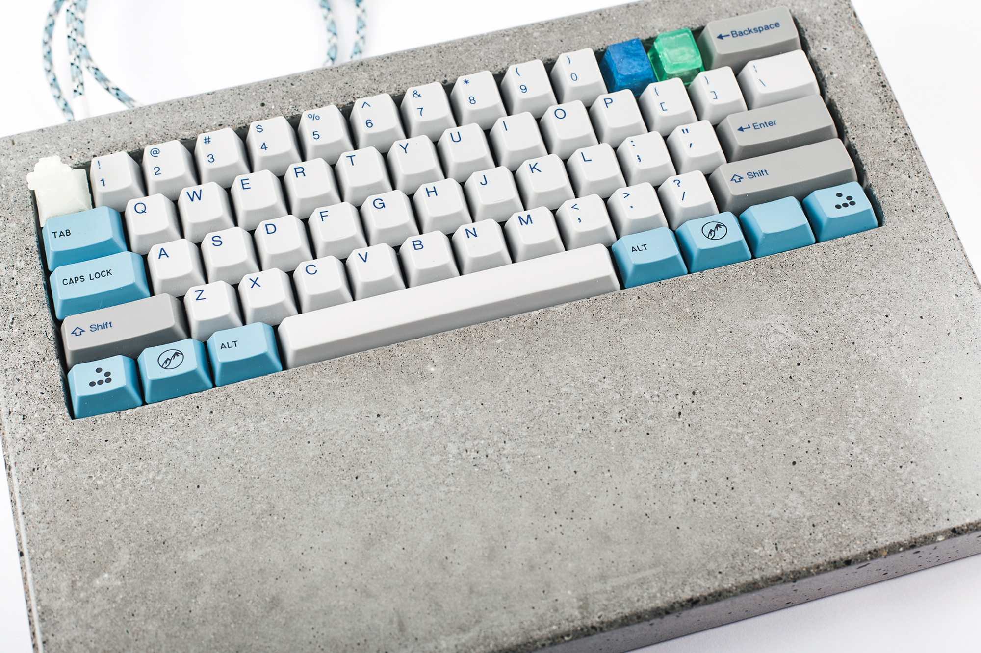 Cement tangentbord