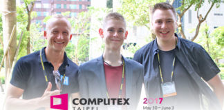 Computex 2017 nordichardware
