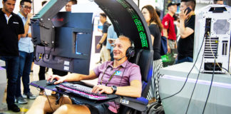 Cooler master gamepod gamingstol