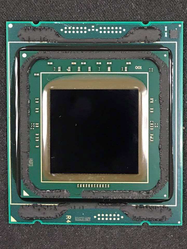 Core i9-7290X Skylake-X