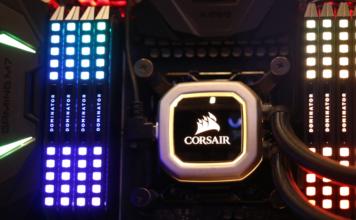 Corsair Capellix
