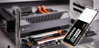 Corsair Neutron NX500 Kingston KC1000