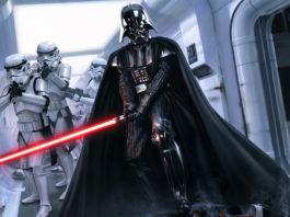 Dart Vader Battlefront II