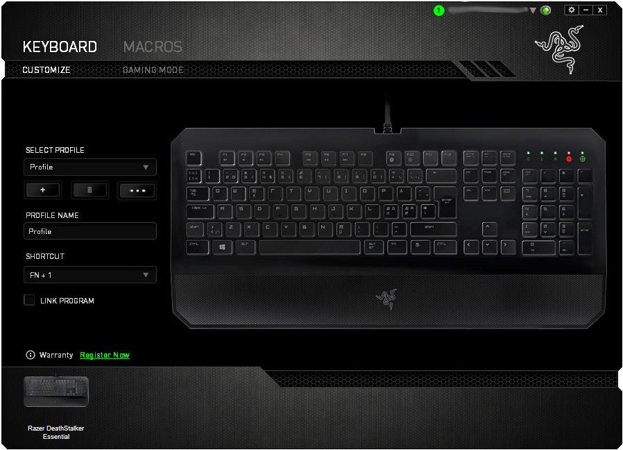 Användning – Spel och kontorsarbete. För att vara det absolut billigaste  tangentbordet ... e068a2e2064ca