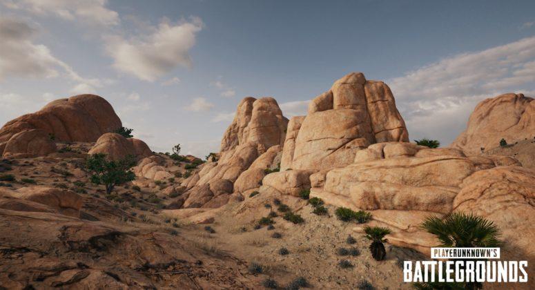 Desert PUBG