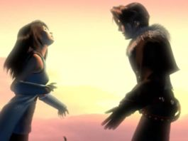 Final Fantasy VIII remake