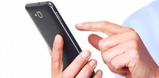Fingersmartphone