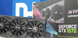 Asus Geforce GTX 1070 Ti Strix