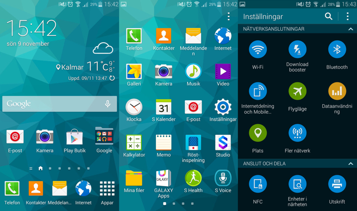 Galaxy-S6_mjukvara