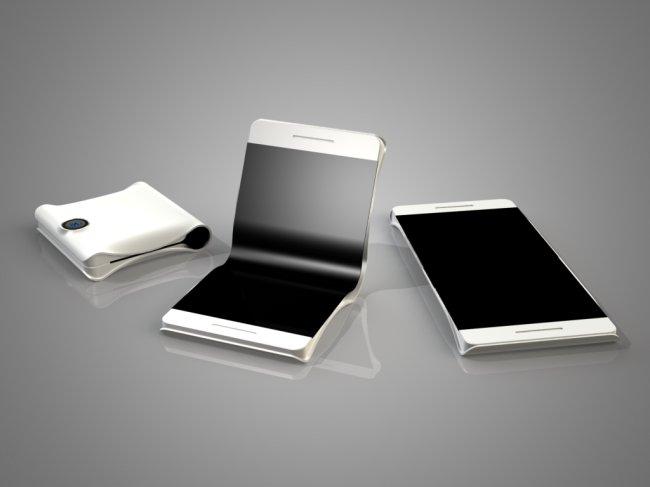 Samsung Galaxy X prototyp