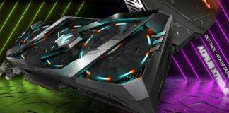Aorus RTX 2080 Xtreme 8G.