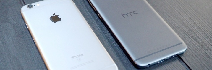 HTC One A9 717