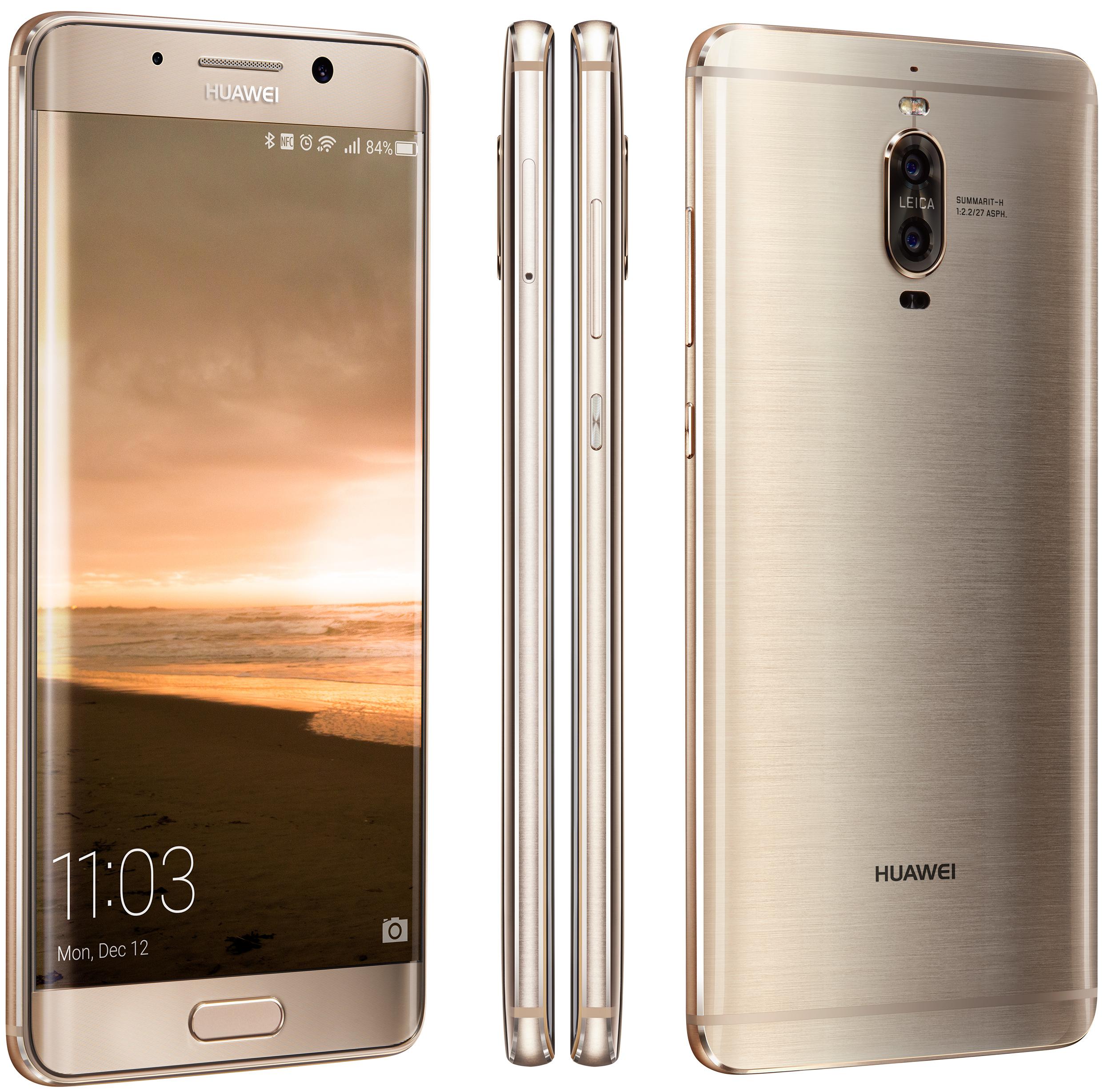 Huawei Mate 9 Pro Gold