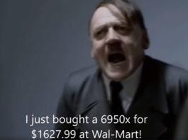 Hitler reagerar på AMD Ryzen benchrmarks