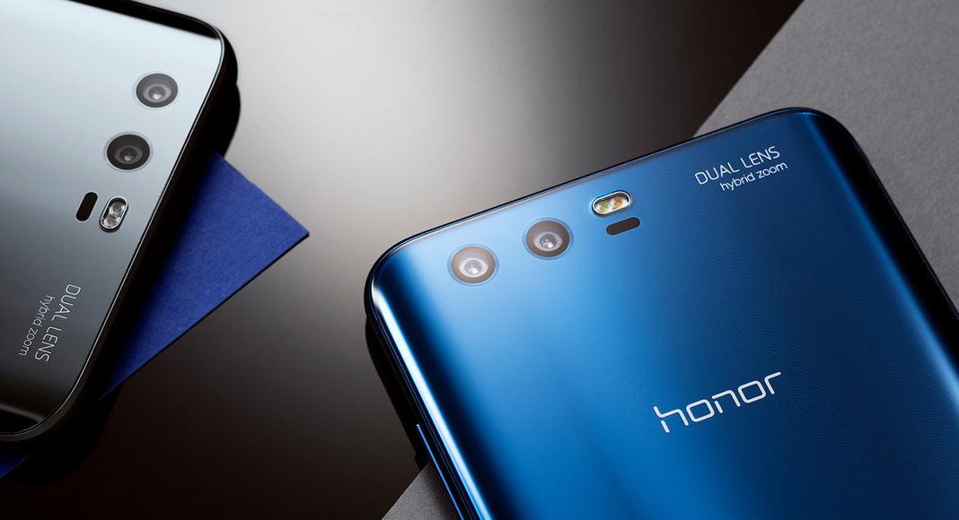 Honor 9 kamera