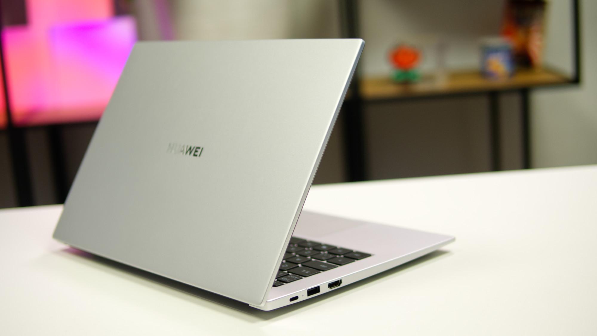 Huawei satsar på mellanklass och AMD i ny MateBook D