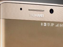 Huawei Mate 9 Pro Design