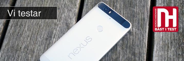 Huawei Nexus 6P Recension banner
