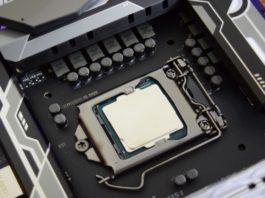 i7-9700K Spoiler LGA 1200