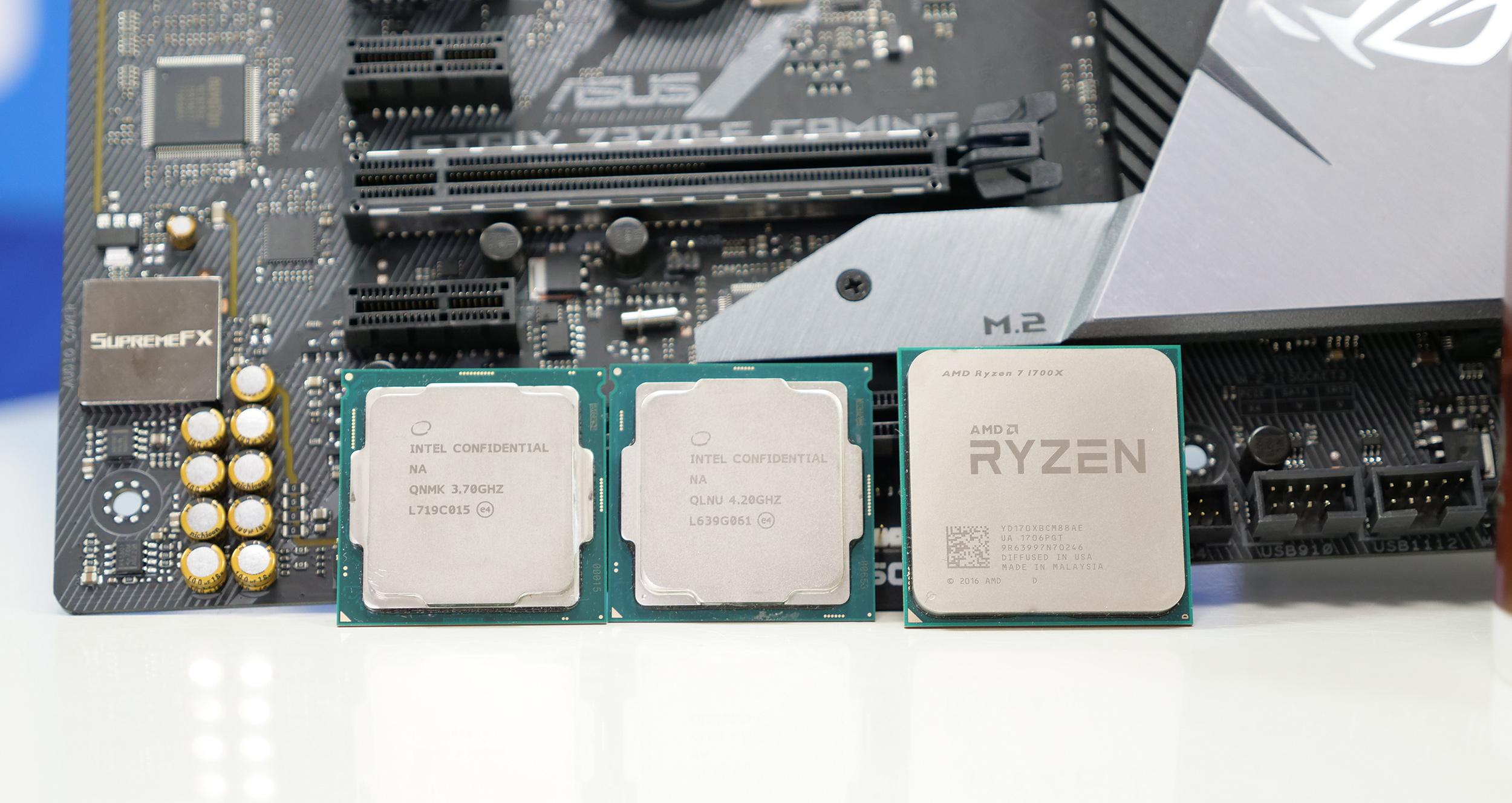 Billigare processorer