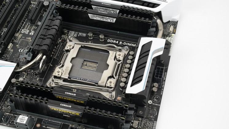 Intel X99 LGA2011 sockeln
