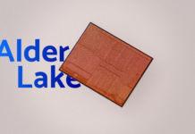 Core i5-12600K Core i9-12900K Alder Lake